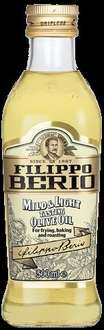 Filippo Berio Mild & Light Olive Oil (1L) £2.95 @Waitrose