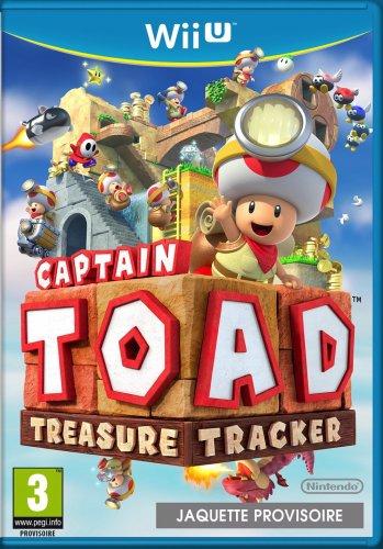 Captain Toad: Treasure Tracker Wii U @ Rakuten with code