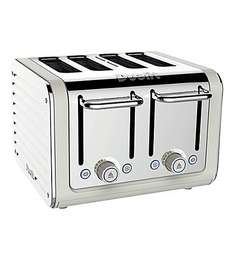 DUALIT Architect four-slice toaster £79 Click and Collect, £83.95 delivered @ Selfridges