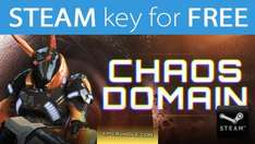 STEAM Key for FREE: Chaos Domain (200k available) @ Indie Gala