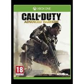 Call Of Duty Advanced Warfare £32 @ Tesco Direct