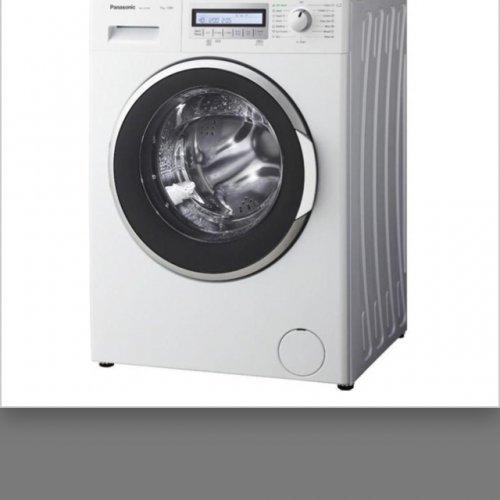 PANASONIC NA-127VB5WGB Washing Machine - White £249 @ Currys