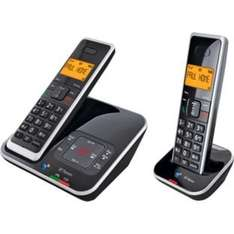 BT XENON 1500 TWIN CORDLESS TELEPHONE WITH ANSWER MACHINE £34.99 @ Argos