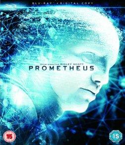 Prometheus blu ray brand new at game £4