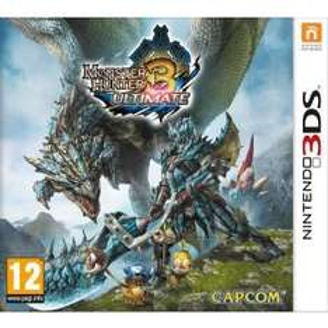 Monster Hunter 3 Ultimate 3DS £19.99 on 3DS eShop
