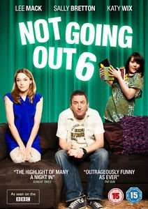 Not Going Out: Complete Series 6 on DVD - £6.99 from Zoomonline/ebay