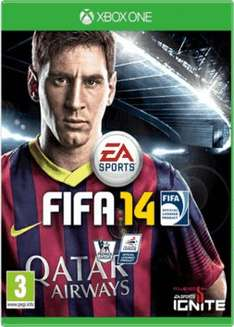 Fifa 14 on Xbox One & Playstation 4 @ Game ONLY £41.99!!!