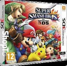 Super Smash Bros (3DS) £27.95 (Wii U) £32.86 Delivered @ Shopto (3DS Also £27.95 @ Amazon)