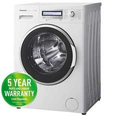Panasonic NA147VB5WGB 1400rpm Washing Machine 7kg Load 15 Progs Class A+++ £100 cash back, 5 years parts and labour £349 then £249 (after cash back) @ electricaldiscountuk