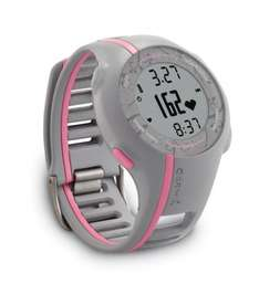 Garmin 110 ladies GPS watch with Heart Rate Monitor £67.99 plus £3.99 delivery @ Sweatshop