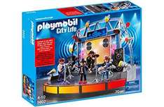 Playmobil Rock Stage and Band. £29.99 @ Argos RPP  £79.99