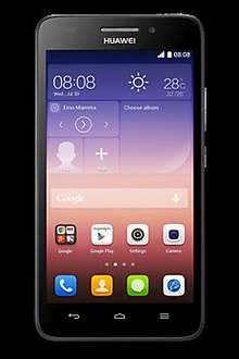 Huawei Ascend G620S Carphone Warehouse £99.99 Plus £10 top-up