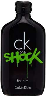 ck one shock for men £15 @ Amazon