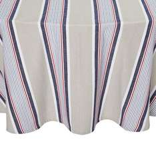 New England round tablecloth dia180cm £8.00 @ John Lewis