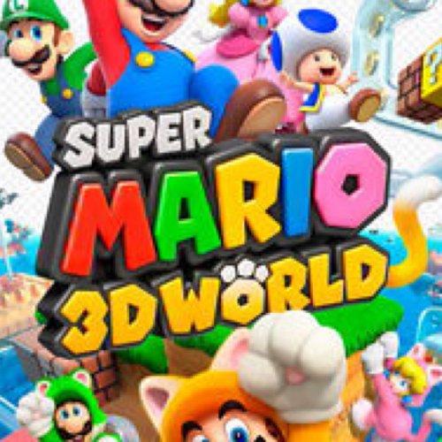 Super Mario 3D World (Wii U) £34.99 @ Nintendo