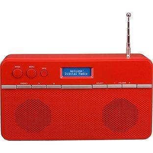 Stereo DAB Radio, less than half price £28.49 @ Argos