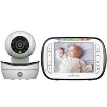 Motorola MBP43 Digital Video Monitor £99.99 half price at Babies R Us - instore and online