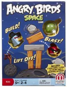 Angry Birds in Space Game £4.26 delivered @ Amazon/net price direct