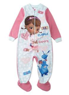 Doc McStuffins® Girls Aqua Onesie was £14 now £4.20 with FREE delivery @ BHS online (age 4-5 and 5-6 instock)