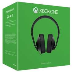 Official Xbox One Stereo Headset @ Amazon for £32.86