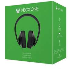 Official Xbox one Stereo headset - £30.97 @ Gamestop