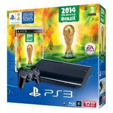 PlayStation 3 12GB plus FIFA World Cup 2014 for £120.00 @ direct.asda.com