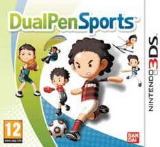 Dual Pen Sports Nintendo 3DS - £3.85 @ Amazon (Free delivery with Prime/£10 spend)