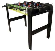 Table Football 3ft Games Table @ Tesco Free Delivery to store