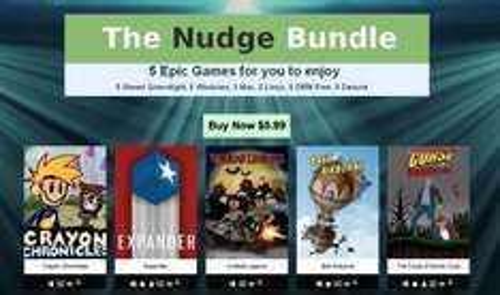 The Nudge Bundle - 64p - Indie Royale
