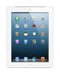 iPad With Retina Display Wi-fi Cellular 32GB - White.£329.99 @ Argos on Ebay