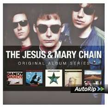 The Jesus & Mary Chain - Original Album Series £8.07 @ Amazon