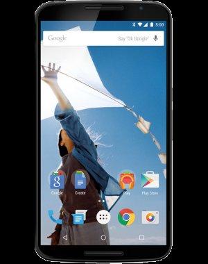 Nexus 6 64GB - Free Phone - Unlimited mins - Unlimited txts- 5GB 4G Data £38 per month £912 term @ Mobiles
