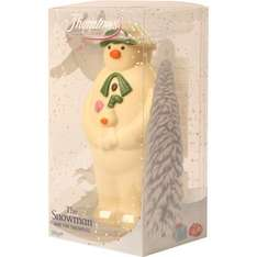 Thorntons The snowman and the snowdog chocolate reduced to £1.00 Asda (Large 250g)