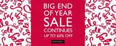 New Year SALE on Men's fashion - Up to 60% off SALE - Get an extra 10% off @ Moss Bros