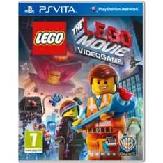 lego movie ps vita game £10.99 @ Argos
