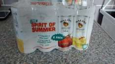 8 x cans of Malibu and mixer coke/pineapple £4.99 Home Bargains instore