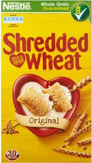 Nestle Shredded Wheat (30 per pack - 675g) was £2.39 now £1.19 @ Waitrose