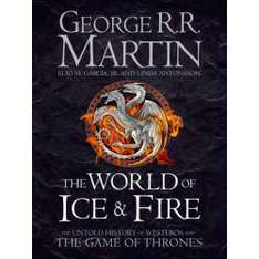 George R. R. Martin's 'The World of Ice and Fire' £11 @ Tesco