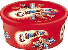 ASDA IN STORE NATIONAL DEAL CELEBRATIONS 750G  £2.50