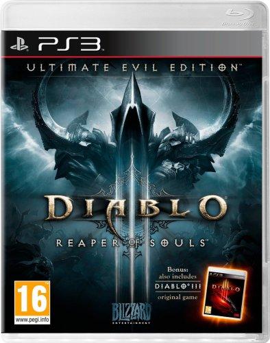 PS3 -  Diablo III: Reaper of Souls - Ultimate Evil Edition 19.99 @ Amazon