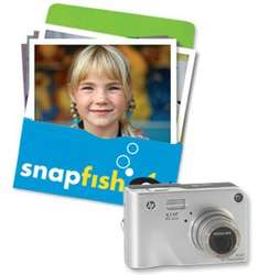 Free £5 credit on photo gifts and prints in Snapfish @ O2 priority
