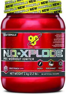 No Xplode 3.0 1000g £34.99 @ Amazon Free delivery