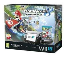 Wii U Premium with Mario Kart 8 - £209 (or £199 with code) @ Tesco Direct
