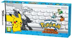 Learn with Pokémon: Typing Adventure (Nintendo DS) at Amazon for £6.89
