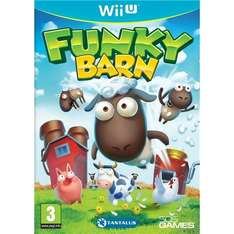 Funky Barn Wii U (Australian Version) only £3.49 delivered @ play/yellowbulldog
