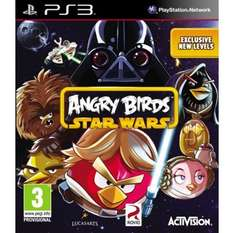Angry Birds Star Wars Playstation 3 £5 @ Tesco