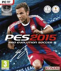 pro evolution soccer 2015 PC @ Game £14