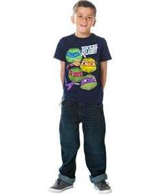 Turtles boys t-shirt £1.99 @ Argos