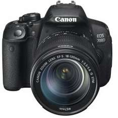 Canon EOS 700D & EF-S 18-135mm IS STM  £669 @ Wilkinsons cameras