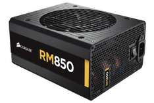 Corsair RM850 Fully Modular 850W PSU (80+ GOLD CERTIFIED) - £94.80 @ CCLOnline